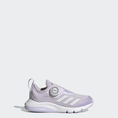 Kids Training Purple ActiveFlex BOA Shoes