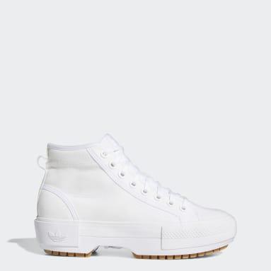 Chaussure Nizza Trek Blanc Femmes Originals