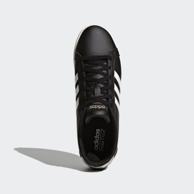 Calzado VS CONEO QT Negro Mujer Diseño Deportivo