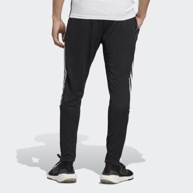 Men's Lifestyle Black Tiro 21 Track Pants