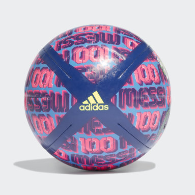 Voetbal Blauw Messi Club Voetbal
