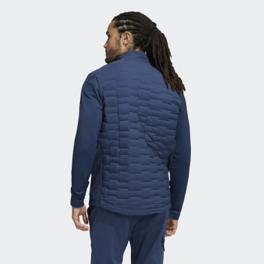 Chaqueta Frostguard Recycled Content Padded Azul Hombre Golf