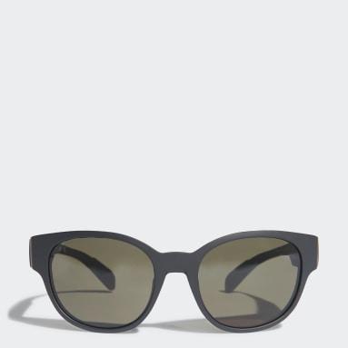 Running Black SP0009 Matte Violet Injected Sport Sunglasses