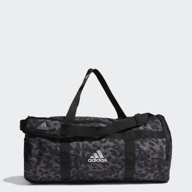 Yoga Grey 4 ATHLTS Duffel Bag Medium