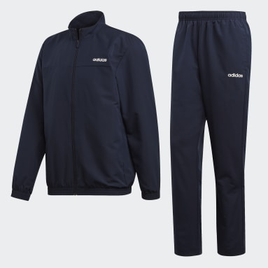 MTS WV 24/7 C Bleu Hommes Sportswear