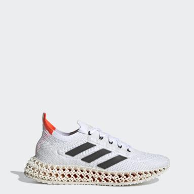 Women Running White adidas 4DFWD Shoes
