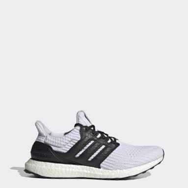 Running White Ultraboost DNA Crocodile Shoes