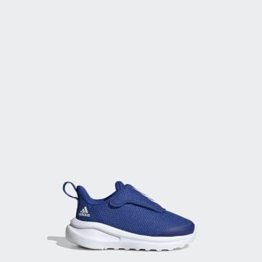 Bebek Koşu Mavi FortaRun AC Koşu Ayakkabısı