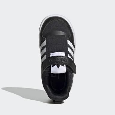 Kids Originals Black Forum 360 Shoes