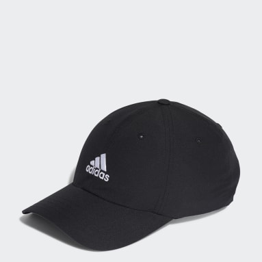 Casquette Primeblue Sustainable Running Training Dad Noir Volley-ball
