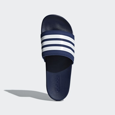 Swim Blue Adilette Comfort Slides