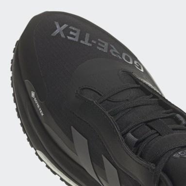 Chaussure SolarGlide 4 GORE-TEX Noir Running