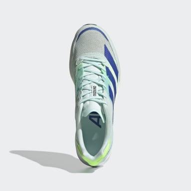 Chaussure Adizero Adios 6 Vert Femmes Running
