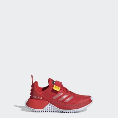adidas x Classic LEGO® Sport Shoes Czerwony