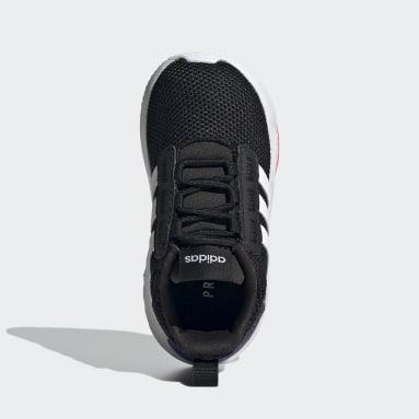 Infant & Toddler sport_inspired Black Racer TR21 Shoes