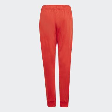 Kids Originals Red Adicolor Track Pants