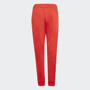 Děti Originals červená Sportovní kalhoty Adicolor