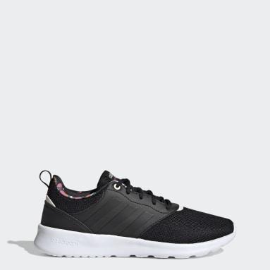 Women's Essentials Black QT Racer 2.0 Shoes