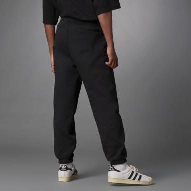 Men Originals Black Blue Version Essentials Sweatpants