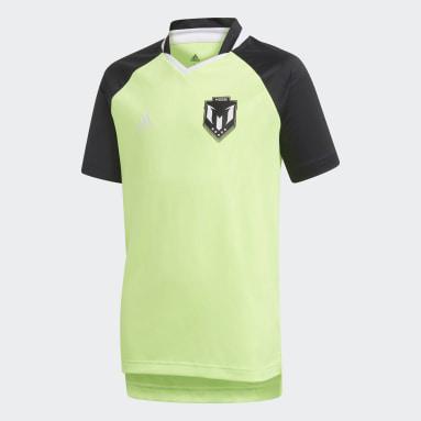 Jersey Messi Icon Verde Niño Training