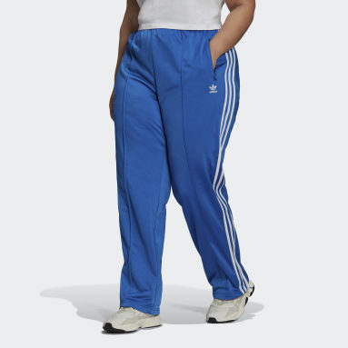 Pantalón Adicolor Classics Firebird Primeblue (Tallas grandes) Azul Mujer Originals