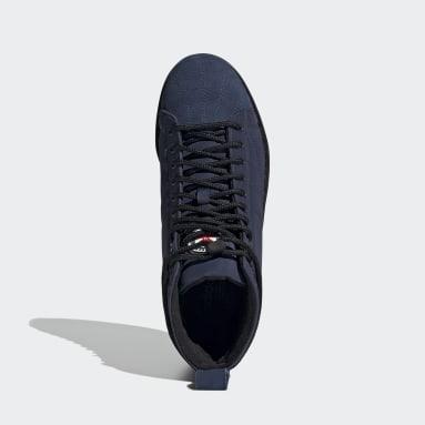Women Originals Blue Superstar Boots
