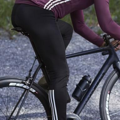 Muži Cyklistika černá Legíny The Padded COLD.RDY Cycling Bib