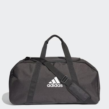 Tiro Primegreen duffelbag, medium Svart