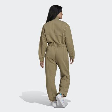 Women's Originals Green Jumpsuit