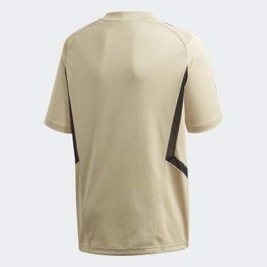 Camiseta entrenamiento Real Madrid Rojo Niño Fútbol