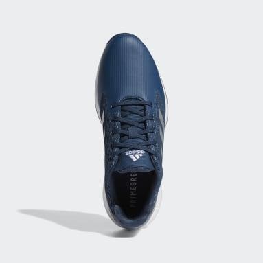 Zapatilla de golf ZG21 Motion Recycled Polyester Azul Hombre Golf