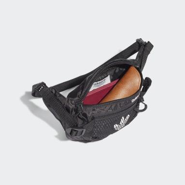 Originals Sort Adventure bæltetaske, small