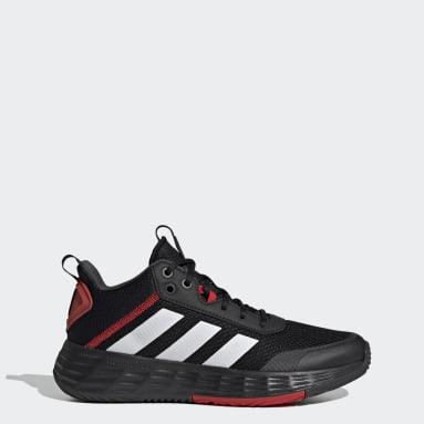 Basketbal zwart Ownthegame Schoenen