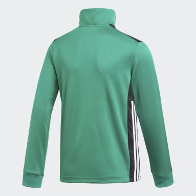 Camiseta entrenamiento Regista 18 Verde Niño Fútbol