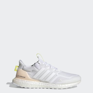 Running White Ultraboost 5.0 DNA Shoes