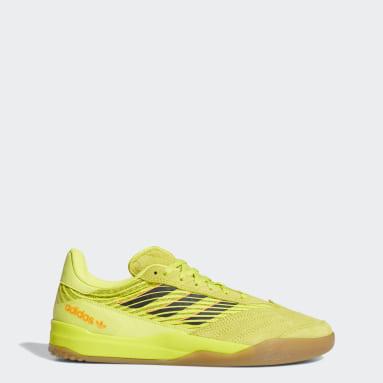 Chaussure Copa Nationale Jaune Originals