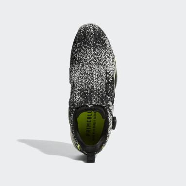 Men Golf Black Codechaos BOA 21 Primeblue Spikeless Golf Shoes