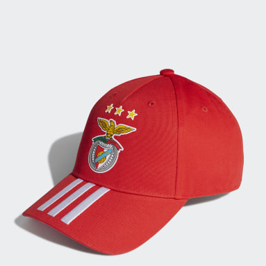 Casquette Benfica Baseball Rouge Football