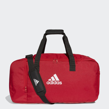 Gym & Training Red Tiro Duffel Medium