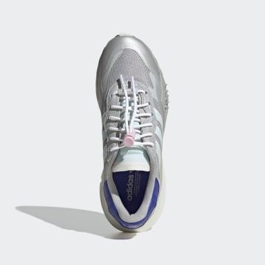 Women Originals Silver Choigo Shoes