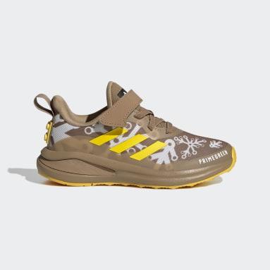 Kids Running Brown adidas Forta Run x LEGO® Baumhaus Shoes