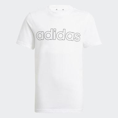 белый Футболка Essentials