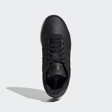 Women's Essentials Black Postmove Shoes