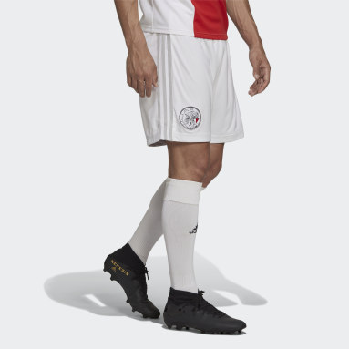 Short Domicile Ajax Amsterdam 21/22 Blanc Football