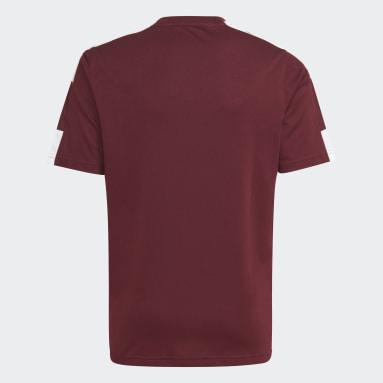 Jongens Voetbal Rood Squadra 21 Voetbalshirt