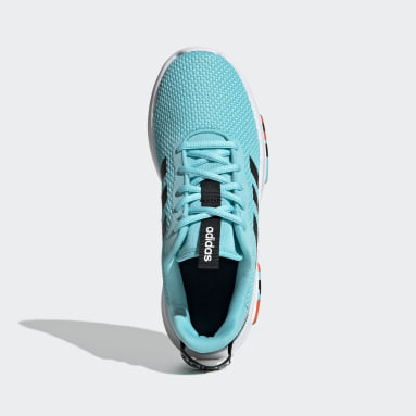 Kids Essentials Turquoise Racer TR 2.0 Shoes