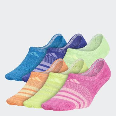 Socquettes invisibles Superlite Super (6paires) multicolore Enfants Entraînement