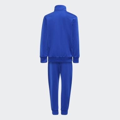 Kids Originals Blue Adicolor Track Suit