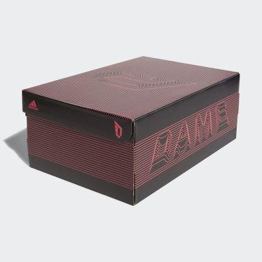 Zapatilla Dame 7 EXTPLY Rosa Hombre Baloncesto