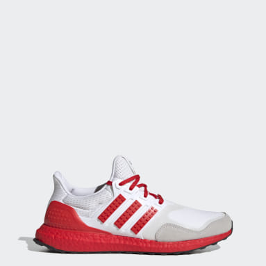 Men Running White adidas Ultraboost DNA x LEGO® Colors Shoes